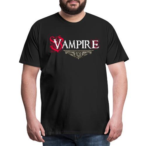 Vampire - Maglietta Premium da uomo