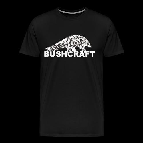 bushcraft outdoor camping nature - Männer Premium T-Shirt
