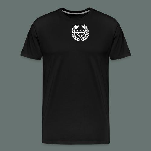White Diamond - Men's Premium T-Shirt