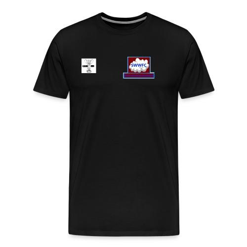 2nd Crest png - Men's Premium T-Shirt