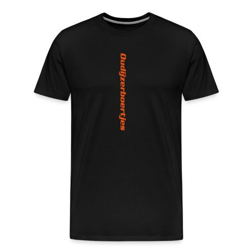 TP 138 TeamKrik Oudijzerboertjes3 - Mannen Premium T-shirt