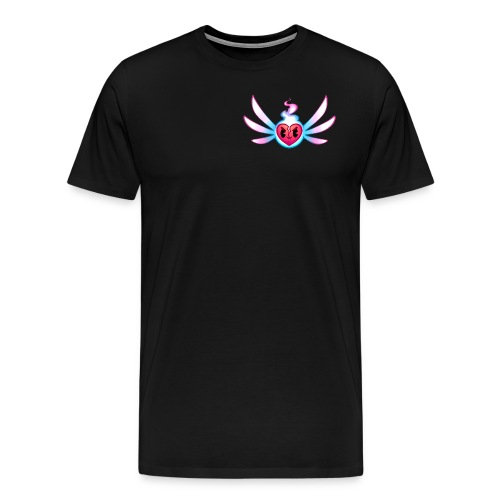Logo No Text - Men's Premium T-Shirt