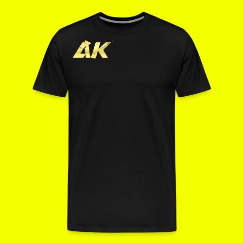 AK Logo - Men's Premium T-Shirt