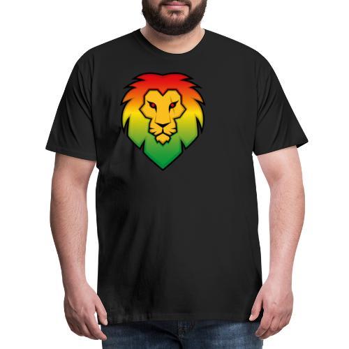 Ragga Lion - Men's Premium T-Shirt