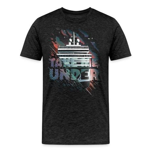 Take Me Under - Herre premium T-shirt