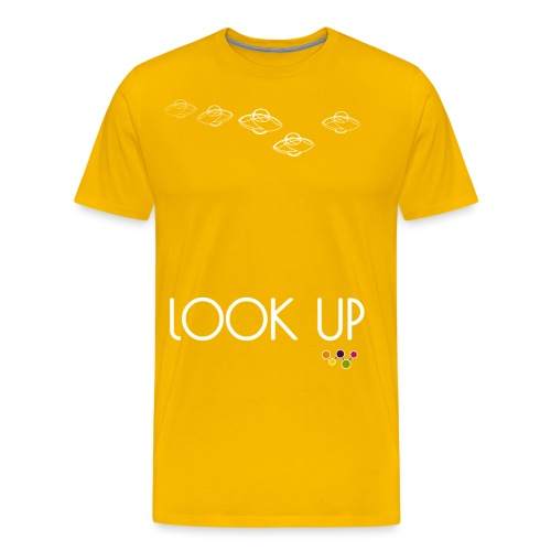 Look Up - Men's Premium T-Shirt