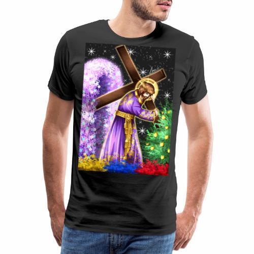 Jesús de Nazareno - Camiseta premium hombre