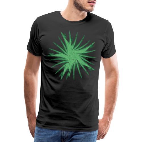Starfish Sea Urchin Sea Animals Ocean Chaos 3469alg - Men's Premium T-Shirt