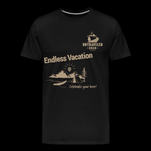 Endless Vacation Shirt - Männer Premium T-Shirt