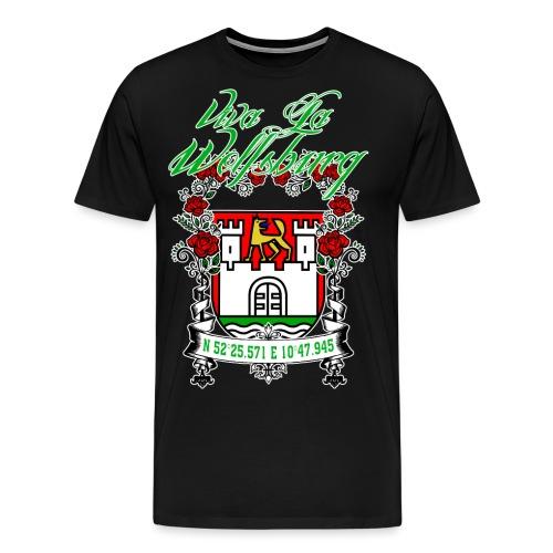 Wolfsburg - Männer Premium T-Shirt