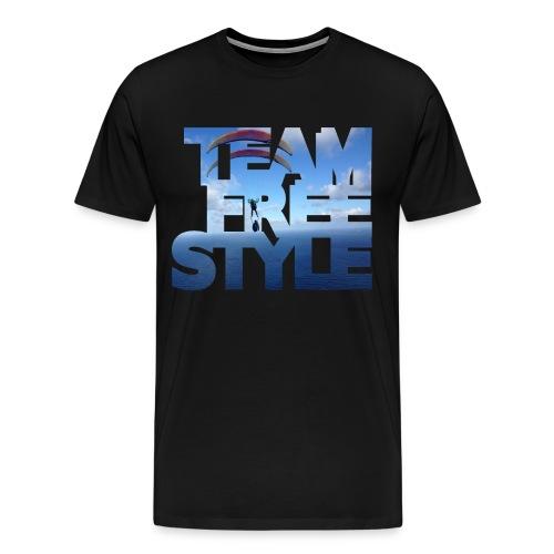 tf sil2 - Männer Premium T-Shirt