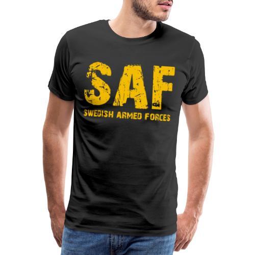 SAF GOLD - Premium-T-shirt herr