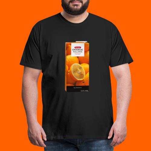 OrangeFullRoope - Miesten premium t-paita