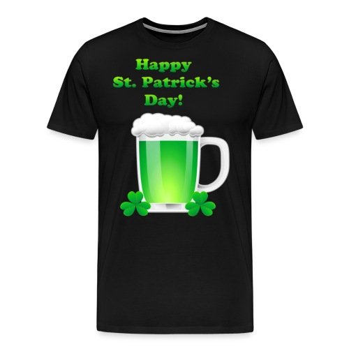 Saint Patrick Day t-shirt - T-shirt Premium Homme