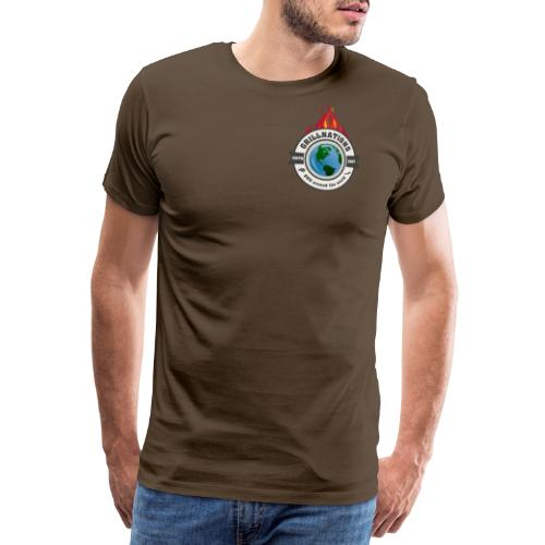 grillnations - Männer Premium T-Shirt