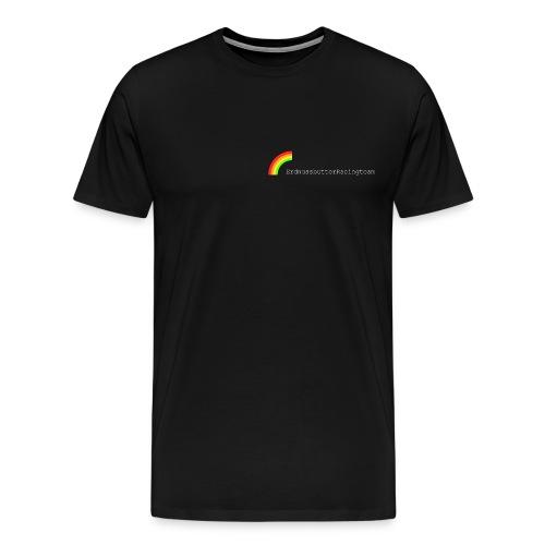 Erdnussbutterracingteam - Rainbow - Männer Premium T-Shirt