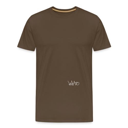 ValorousArcanine Signature Merch Black - T-shirt Premium Homme