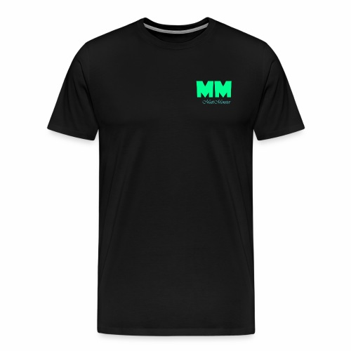 MattMonster Signature logo - Men's Premium T-Shirt