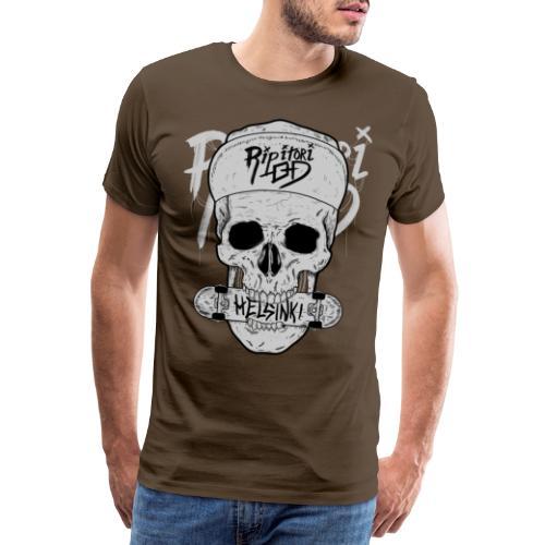 KALLO - Miesten premium t-paita