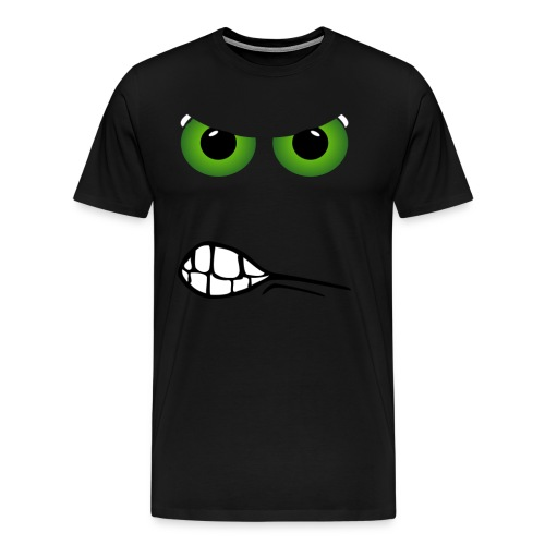 monster - T-shirt Premium Homme