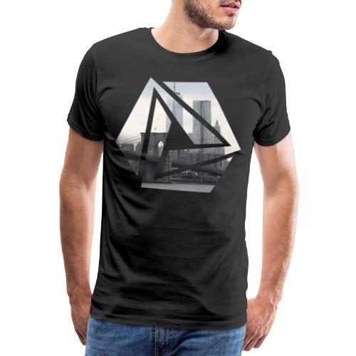 Journée du triangle infini - T-shirt Premium Homme