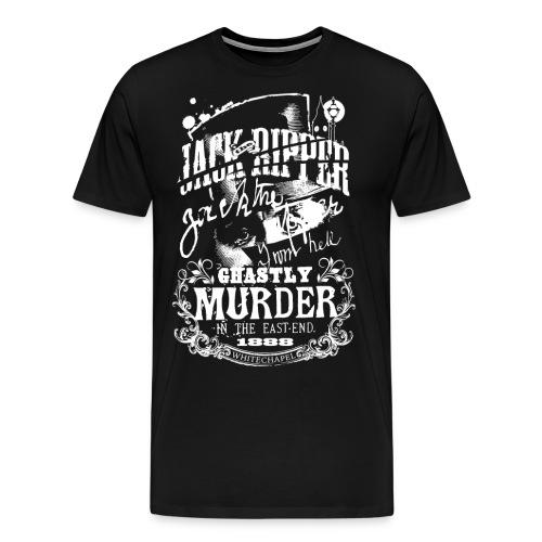 Jack the Ripper - Men's Premium T-Shirt
