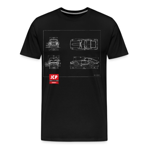 Japan Classic Parts Germany - Männer Premium T-Shirt
