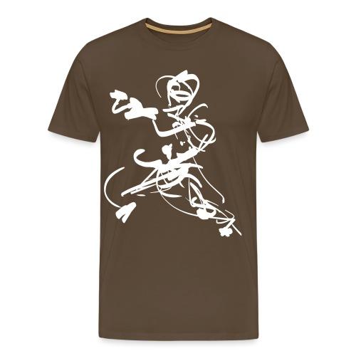 mantis style - Men's Premium T-Shirt