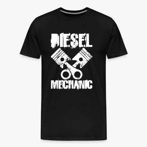 Diesel Mechanic I Dieselholics - Männer Premium T-Shirt