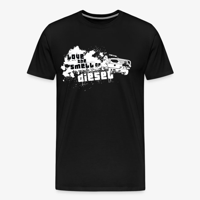 Love the smell of Diesel I Dieselholics