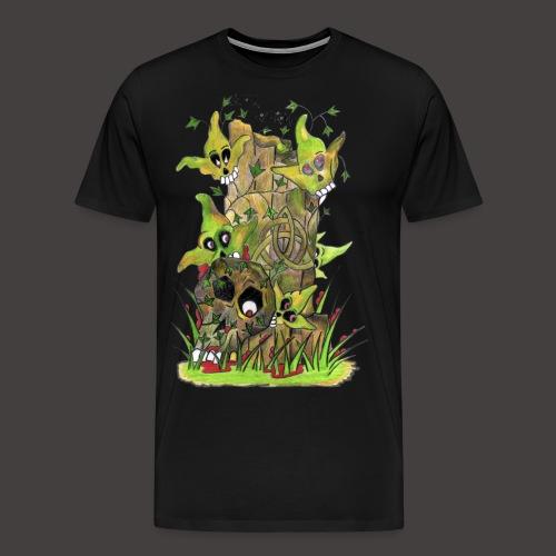 Ivy Death - T-shirt Premium Homme
