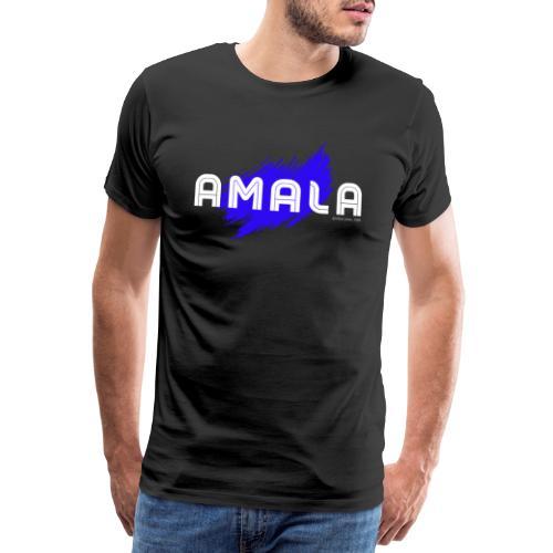 Amala, pazza inter (nera) - Maglietta Premium da uomo