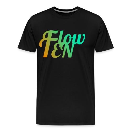 FlowTen Men's T-Shirt Beach Edition - Men's Premium T-Shirt