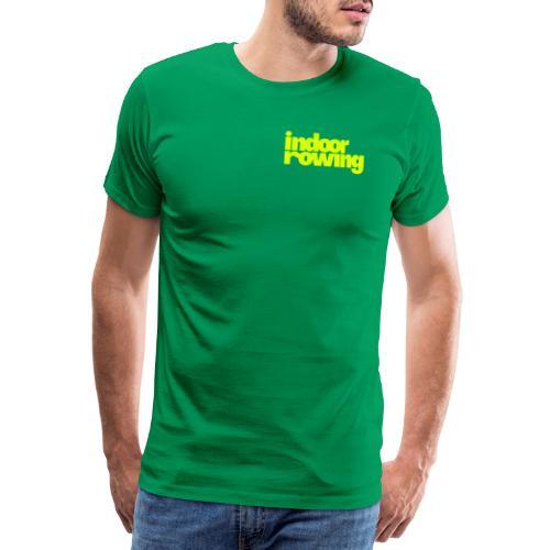 indoor rowing - Men's Premium T-Shirt