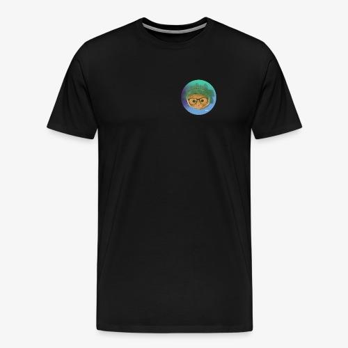 Gato - Camiseta premium hombre