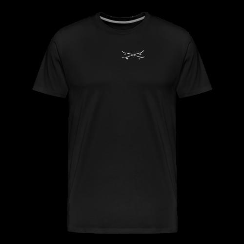 wheelhouse IX white - Männer Premium T-Shirt
