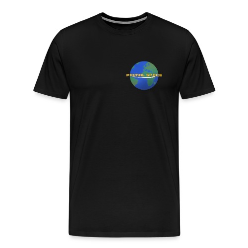 Primal Space Logo - Men's Premium T-Shirt