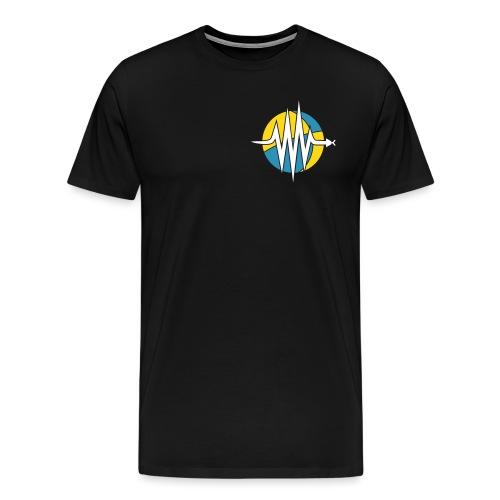 ObsPy Beachball Logo - Men's Premium T-Shirt