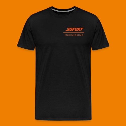 SOFORT_engineering - Männer Premium T-Shirt