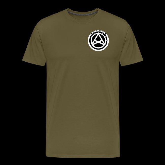 Nether Crew Black\White T-shirt