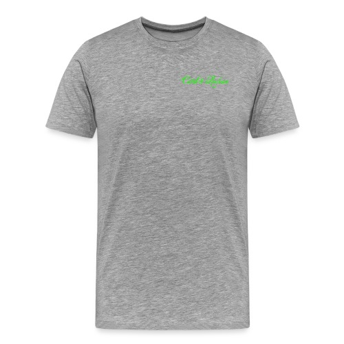 Catch N Release Neon Green - T-shirt Premium Homme