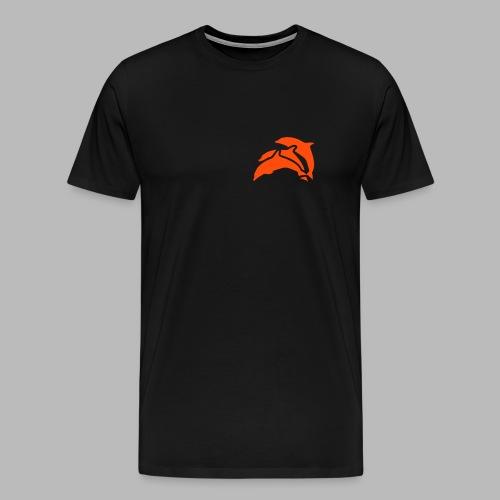 drei delfine - Männer Premium T-Shirt