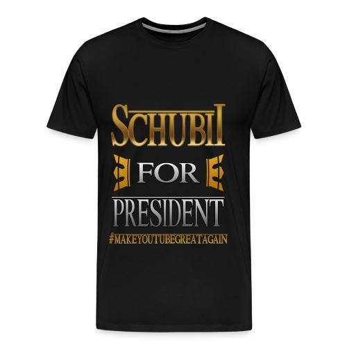 King Schubii Merch 3 - Männer Premium T-Shirt