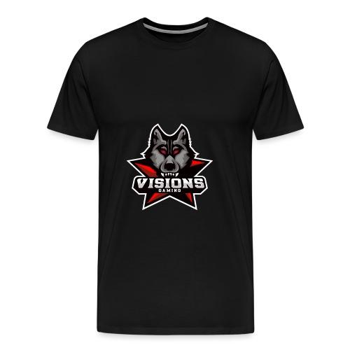 Matthias Freese Logo Transparent png - Männer Premium T-Shirt