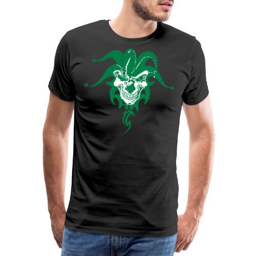 DarknessParty Jester - Männer Premium T-Shirt