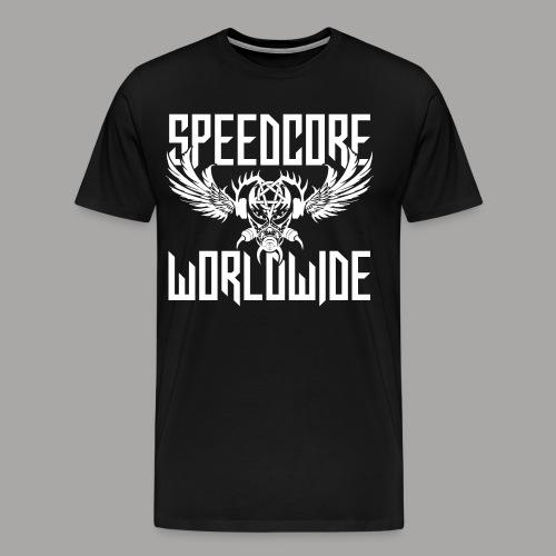 Speedcore Worldwide 2K19 - Männer Premium T-Shirt