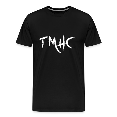 tmhc wit png - Mannen Premium T-shirt