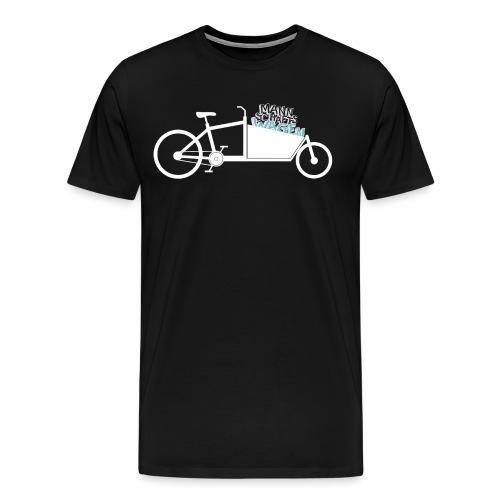 Lastenrad als Mannschaftswagen - Männer Premium T-Shirt