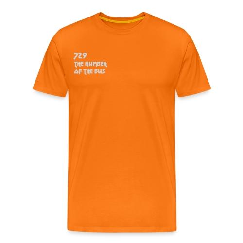 729 chiaro - Maglietta Premium da uomo