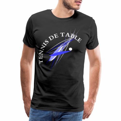 Tennis de Table - Men's Premium T-Shirt